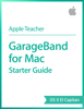 Apple Education - GarageBand for Mac Starter Guide OS X El Capitan artwork