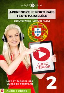 Apprendre le portugais - Texte parallèle : Écoute facile - Lecture facile : Audio + eBook N° 2 La couverture du livre martien