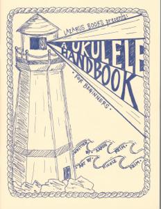 Ukulele Handbook La couverture du livre martien