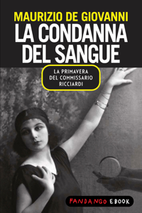 La condanna del sangue Book Cover