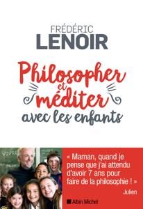 Philosopher et méditer avec les enfants La couverture du livre martien