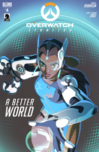 Overwatch#4 Book Review