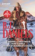 Cardwell Christmas Crime Scene & Secret Of Deadman's Coulee