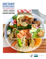 Dietary Guidelines for Americans 2015-2020