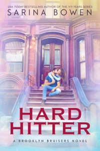 Hard Hitter Book Cover