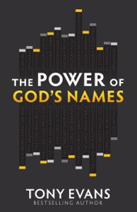 The Power of God's Names Book Cover