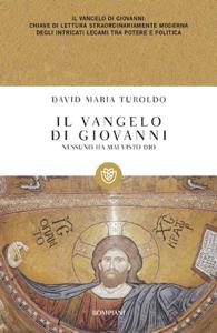 Il Vangelo di Giovanni Libro Cover