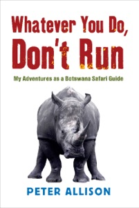 Whatever You do Don't Run Book Cover