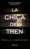 La chica del tren Book Cover
