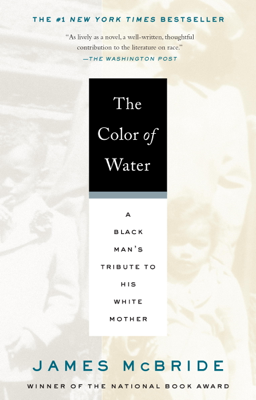 The Color of Water - James McBride book