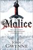 John Gwynne - Malice artwork