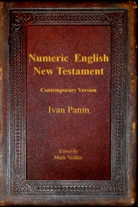 Numeric English New Testament da Ivan Panin & Mark Vedder