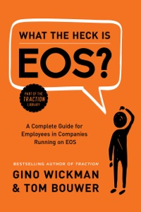 What the Heck Is EOS? Book Cover