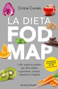 La dieta FODMAP Copertina del libro
