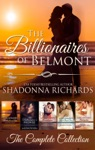 Billionaires Of Belmont Boxed Set Books 1-5