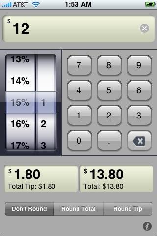 Classic Tip Calculator