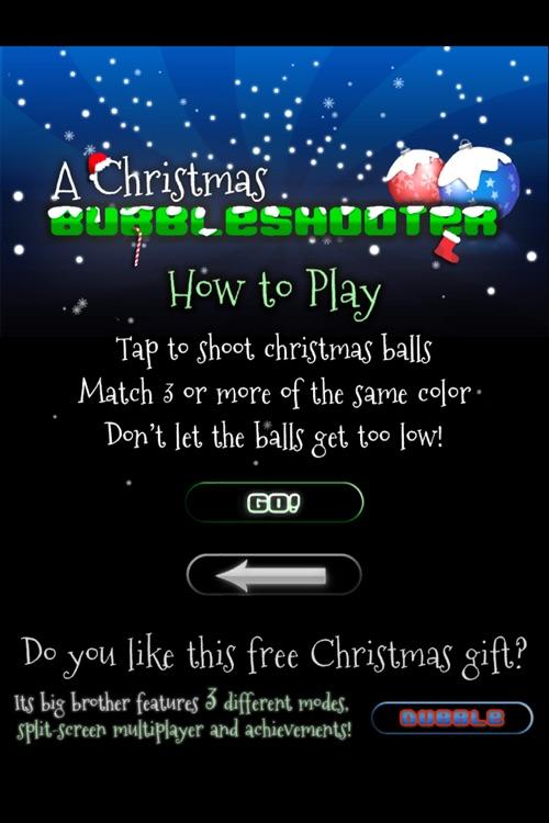 A Christmas Bubbleshooter screenshot-3