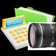 HD Hidden Camera with Special Calculator