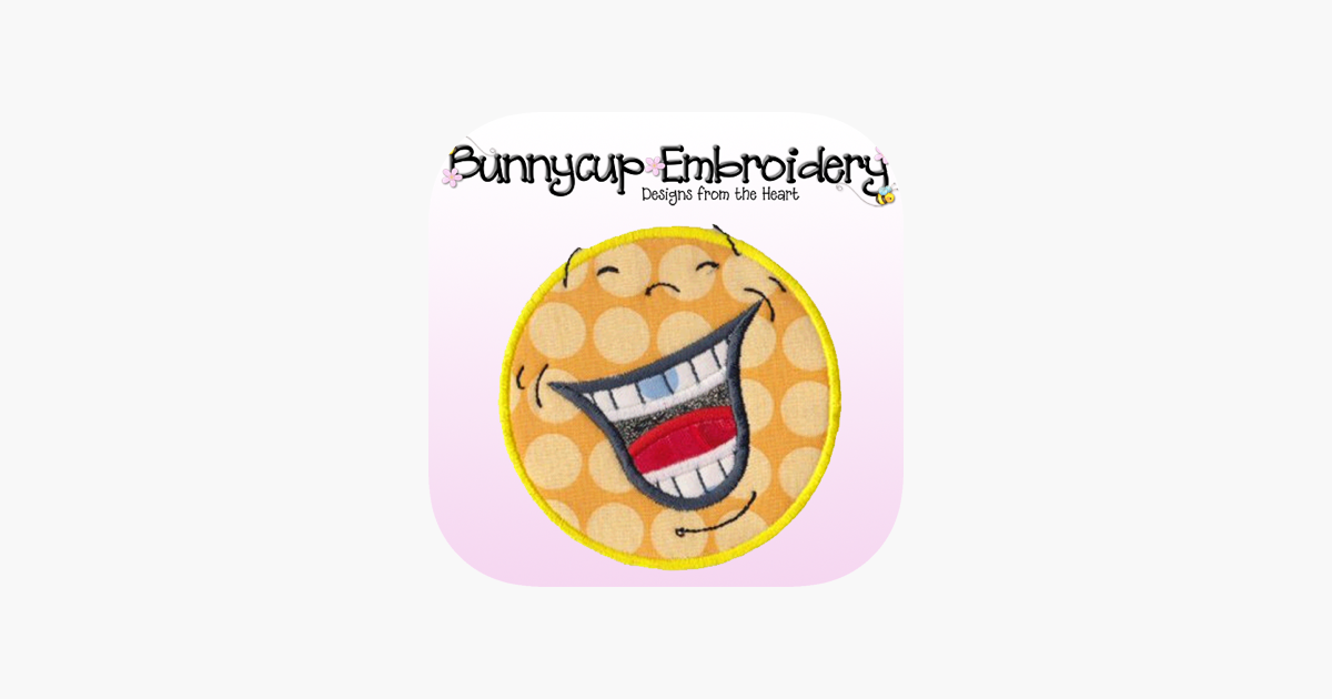 Bunnycup Embroidery On The App Store
