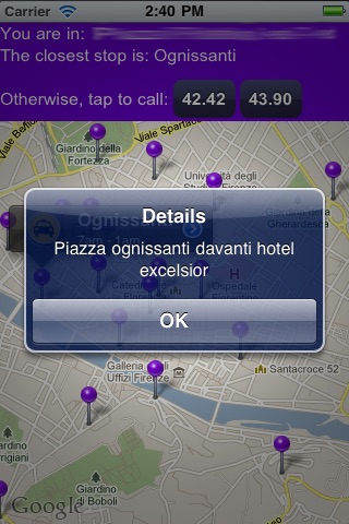 Florence Taxi - The app to find a cab in Firenze, Tuscany