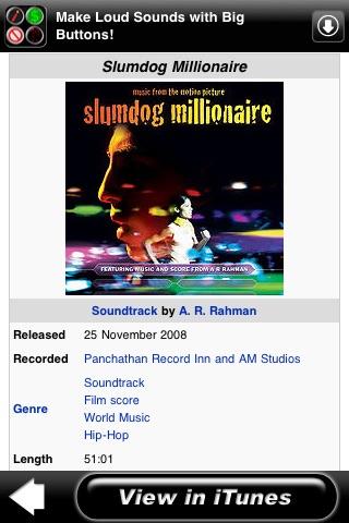 2,009's Best Albums screenshot-3