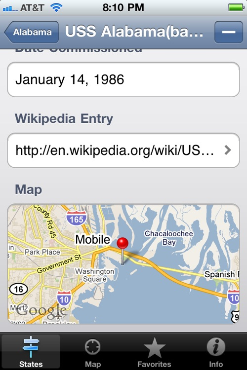 National Landmarks and Memorials of the United States screenshot-4