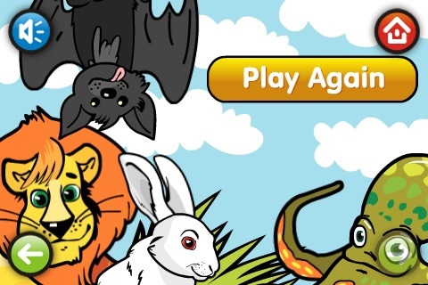 Alphabet Animals - Talking ABC Cards for Kids screenshot-3
