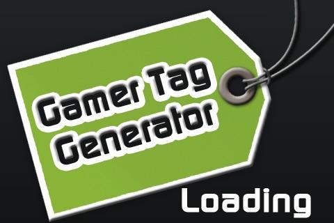 Gamertag Generator by David Ledesma