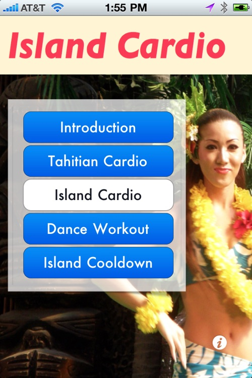 Island Cardio - Dance Fitness Workout screenshot-4