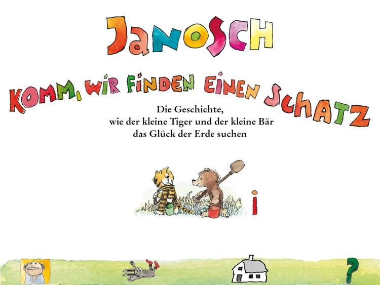 Janosch - Komm, wir finden einen Schatz