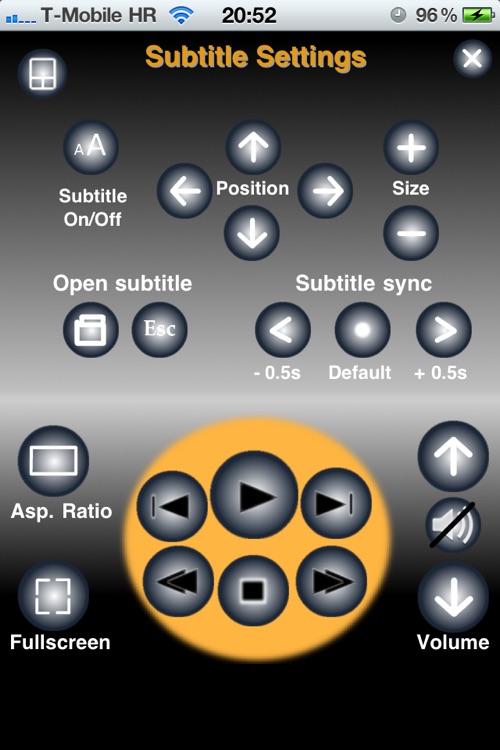 GOM Remote controller LITE screenshot-4