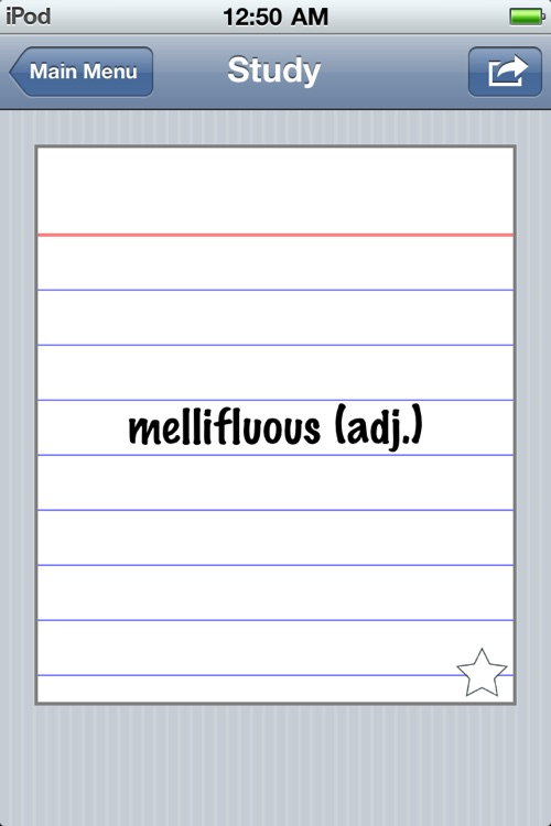 SAT Flashcards screenshot-1