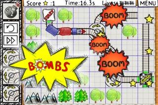 Doodle Train - Railroad Puzzler screenshot three