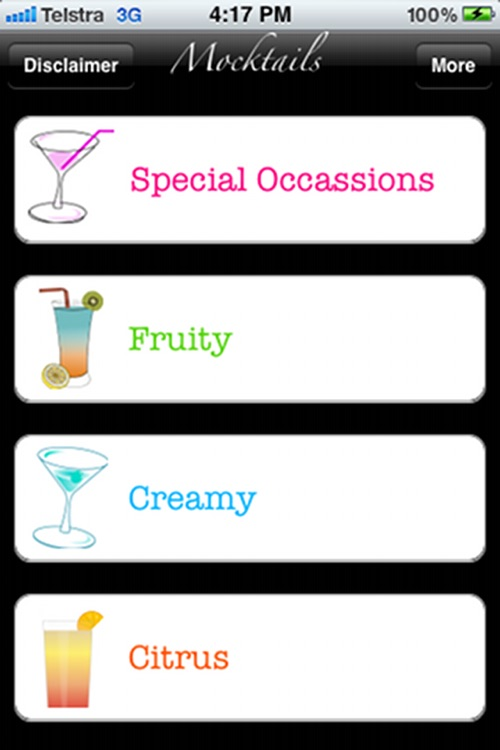 Mocktails screenshot-0