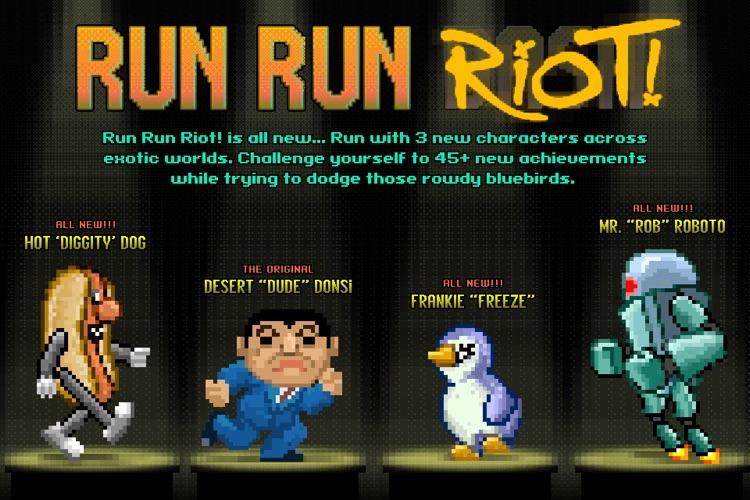 Run Run Riot!