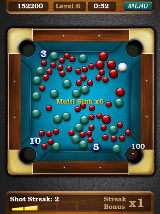 Power Pool HD screenshot-3