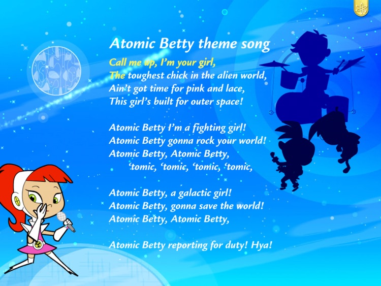 Atomic Betty Preview