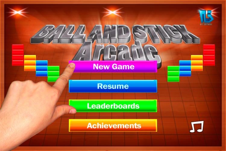 Ball And Stick Arcade Lite