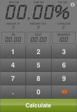 GainLoss Calculator