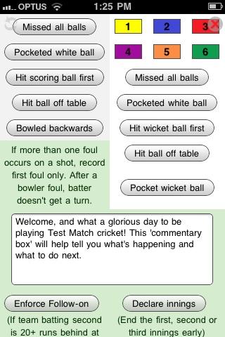 Sport on a Pool Table screenshot-3