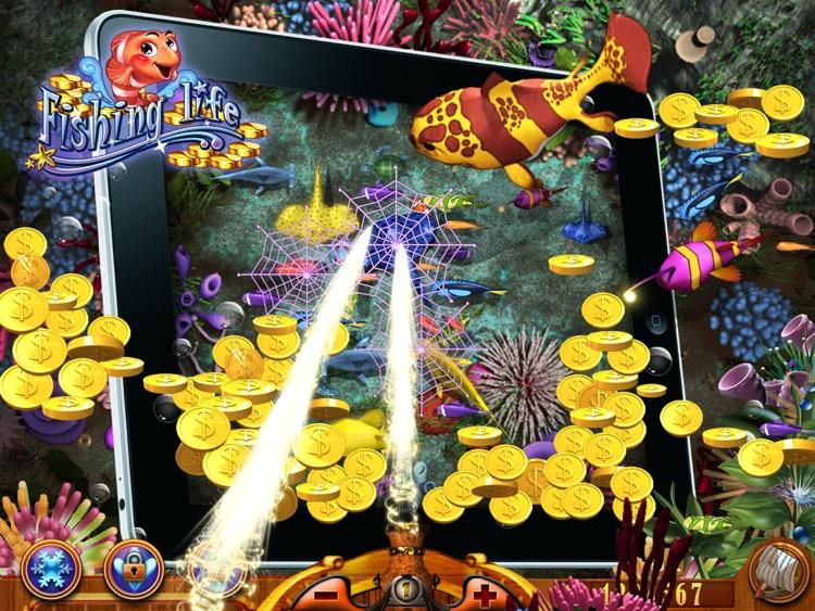 新捕鱼生涯HD screenshot-3