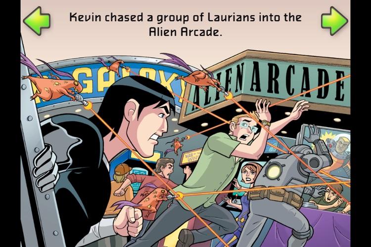 Ben 10 Science Friction- Kids' Book screenshot-4