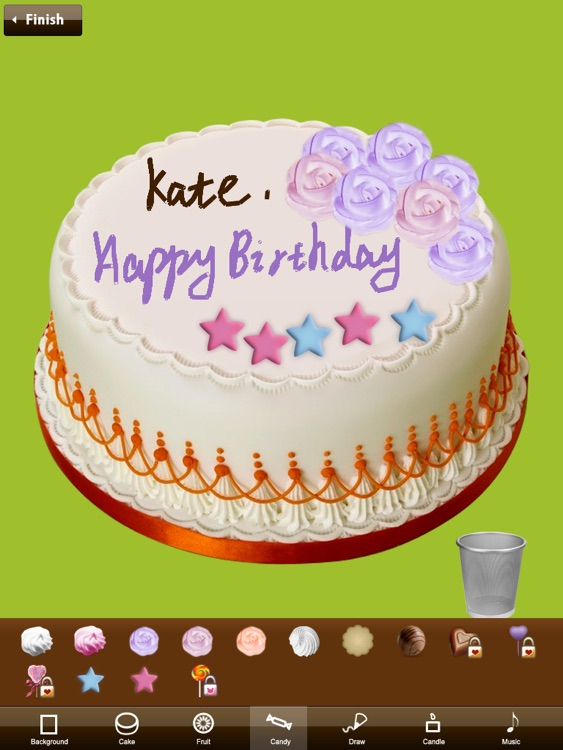 Cake DIY HD screenshot-2