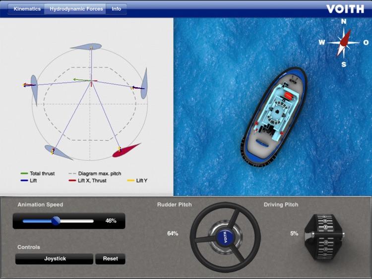 Voith iVSP HD - Interactive Voith Schneider Pro    by Voith