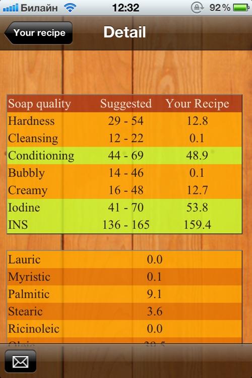 Soap calc screenshot-3