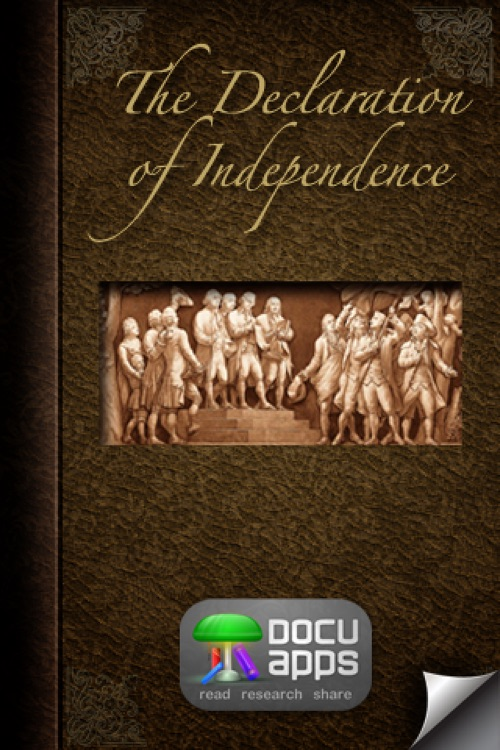 Declaration of Independence (DocuApps)