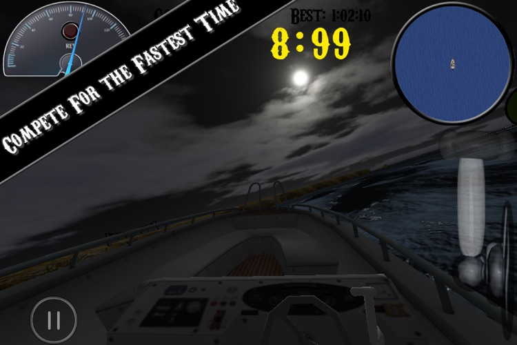 iBoat Racer screenshot-3