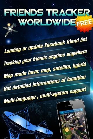 All Friends Tracker Worldwide FREE - For Facebook | App