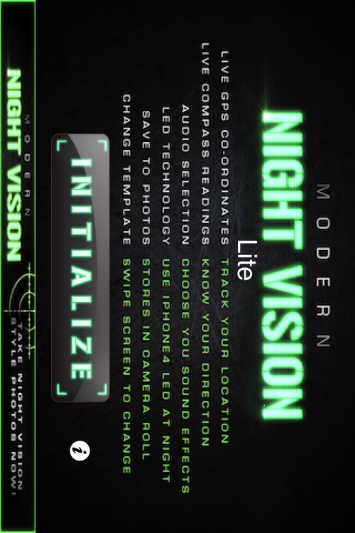 Modern Night Vision - Lite