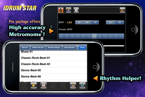 iDrumStar screenshot-3